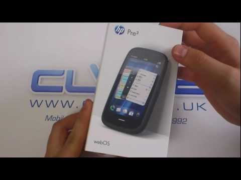 HP Pre 3 Unboxing