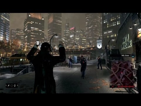 Watch Dogs : Date de Sortie - DLC + Mode histoire !! Gameplay Officiel poster