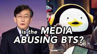 Download lagu Is the media abusing BTS? (JTBC, Pengsu)