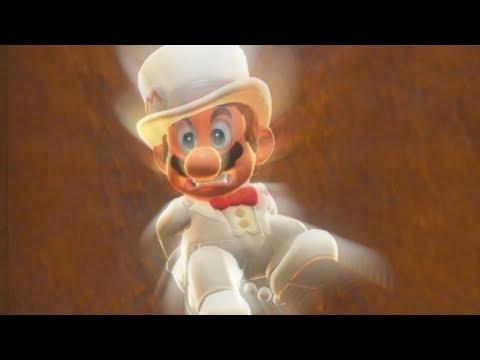 The Hardest Level in Super Mario Odyssey...