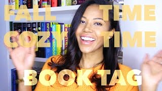FALL TIME COZY TIME | BOOK TAG Thumbnail