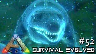 ARK: Survival Evolved - 120 MOSASAURUS PERFECT KIBBLE TAME SOLO !!! - SEASON 3 [S3 E52] (Gameplay)