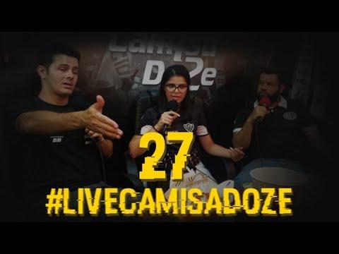 Live #27 - Camisa Doze