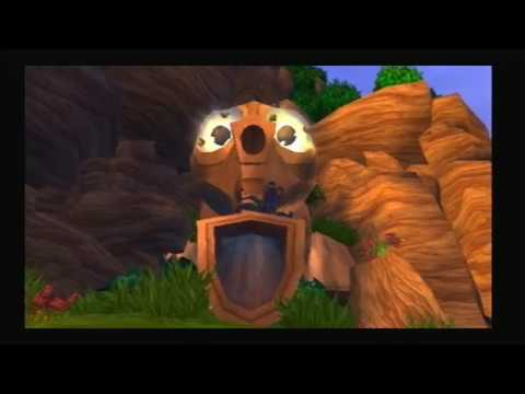 Jak and Daxter: the Precursor Legacy: Area 2 - Sandover Village (All Collectibles)