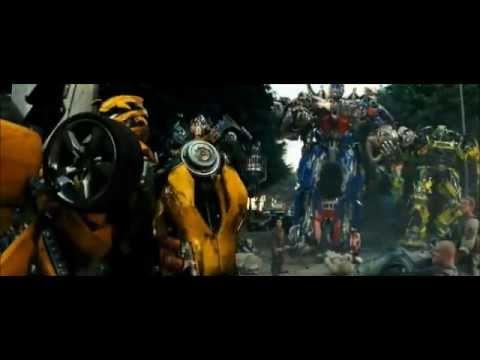 Transformers Bumblebee Steve Jablonsky