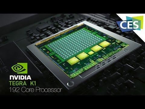 Tegra K1: Nvidia's New 192-Core Smartphone Processor - CES 2014