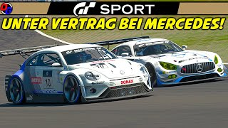 MANUFACTURER'S CUP! | Gran Turismo Sport | Mercedes AMG GT3 @ Nürburgring GP | Let's Play GT Sport