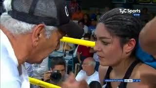 Boxe Brasil - Rose Volante vs Brenda Carabajal TÍTULO OMB. completa