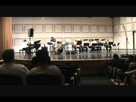 Speak Low - Hartland High School Guitar Jazz Ensemble - 2011/2012