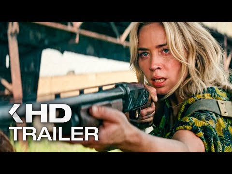 Kevin Campbell - A QUIET PLACE 2 Trailer Just Dropped And It Looks AMAZING!