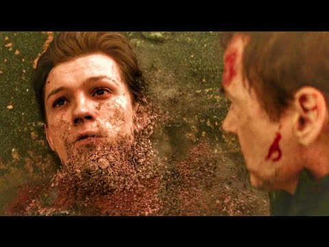 All Death Scenes - Avengers Infinity War (2018) Movie Clip HD [1080p 50 FPS HD]