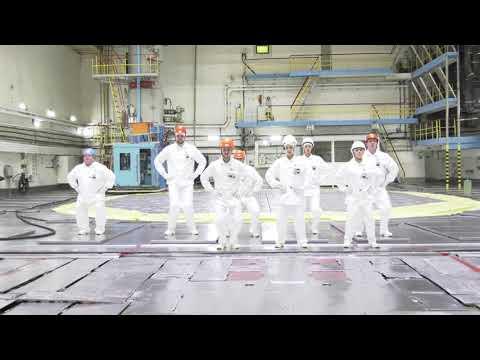 Курская АЭС поддержала #unovisionchallenge группы LITTLE BIG, отправляющейся на Евровидение