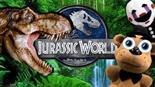FNAF Plush - Jurassic World