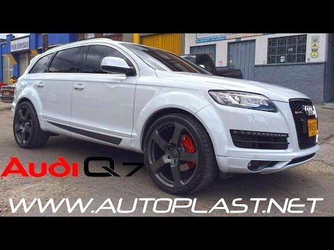 Autoplast Bodyworx Bodykit Audi Q7 Abt Youtube