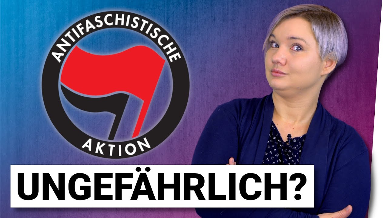 Antifa und was viele nicht wissen   Franziska Schreiber
