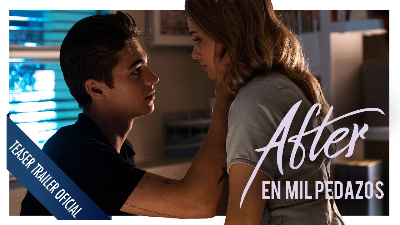 After En Mil Pedazos Teaser Tráiler Oficial En Español Youtube