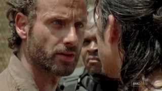 The Walking Dead - I want to slay my demons (s3 end)