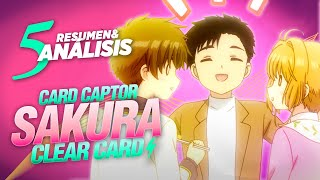 CardCaptor Sakura Clear Card: Capítulo 05 [ Resumen + Análisis ]