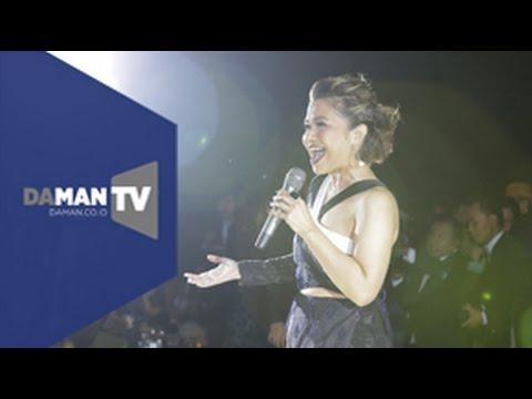 Ruth Sahanaya Sings at the 2016 DestinAsian Media Group Gala