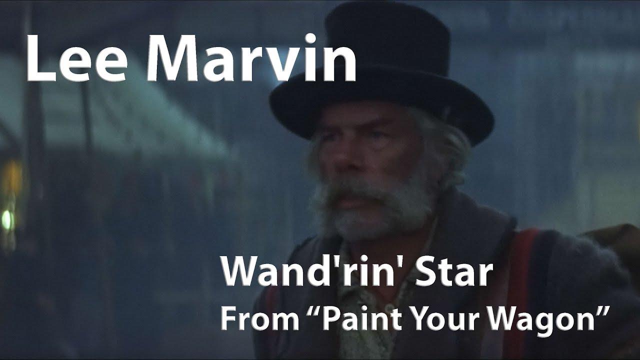 Lee Marvin Wand Rin Star Paint Your Wagon 1969 Digitally Enhanced Youtube