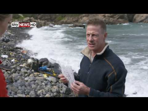 Ocean Rescue with Sky TV in Hong Kong and Plastic Pollution