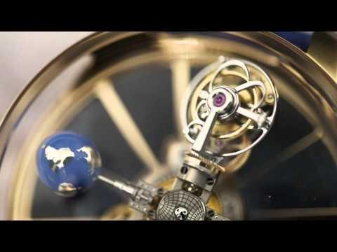 Jacob & Co. Astronomia Tourbillon Tutorial