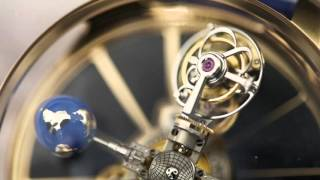 Jacob & Co. Astronomia Tourbillon Tutorial
