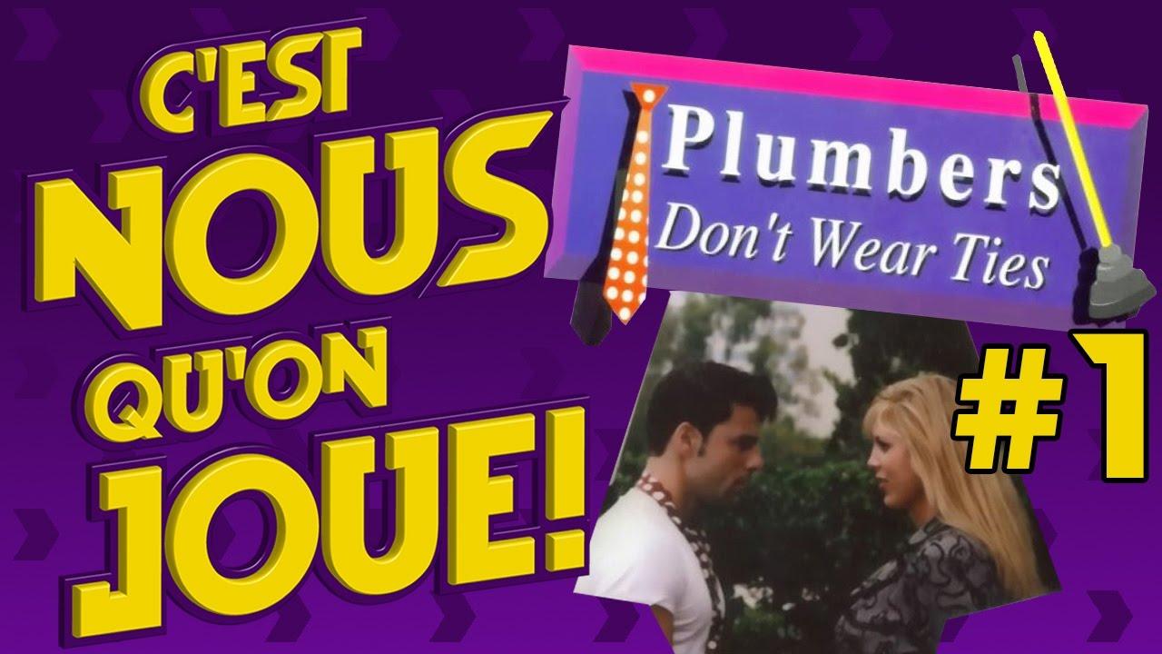 Plumbers Don't Wear Ties (3DO) - Partie 1 - Feat. Stéphanie et Sylvain