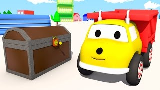 Learn Shapes with Ethan the Dump Trucks: Open...