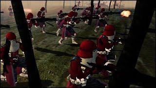 GALACTIC MARINES - Star Wars: Galaxy at War Mod Gameplay