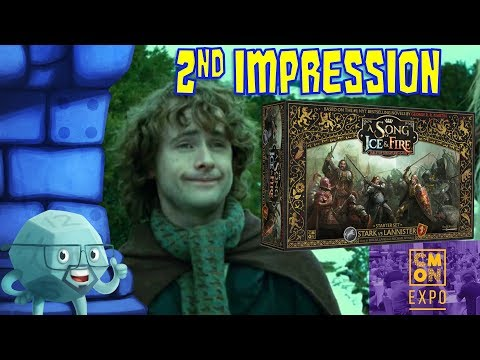 Sam's 2nd Impression of A Song of Ice & Fire at CMON Expo 2018