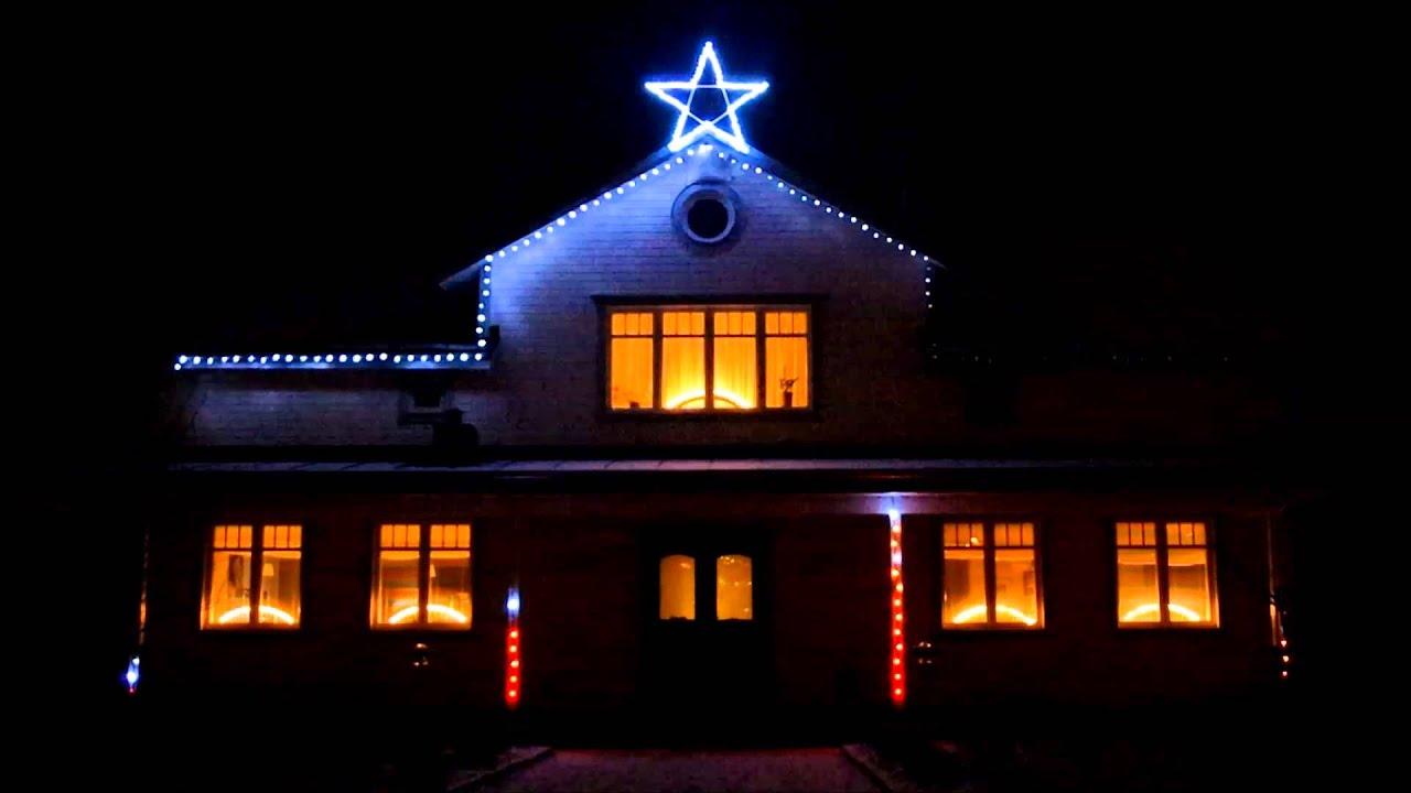 Julbelysningen kan ge elchock