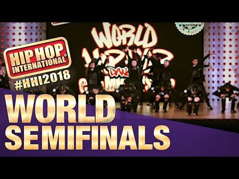 L.I.V.E. - Canada (MegaCrew Division) at HHI's 2018 World Se