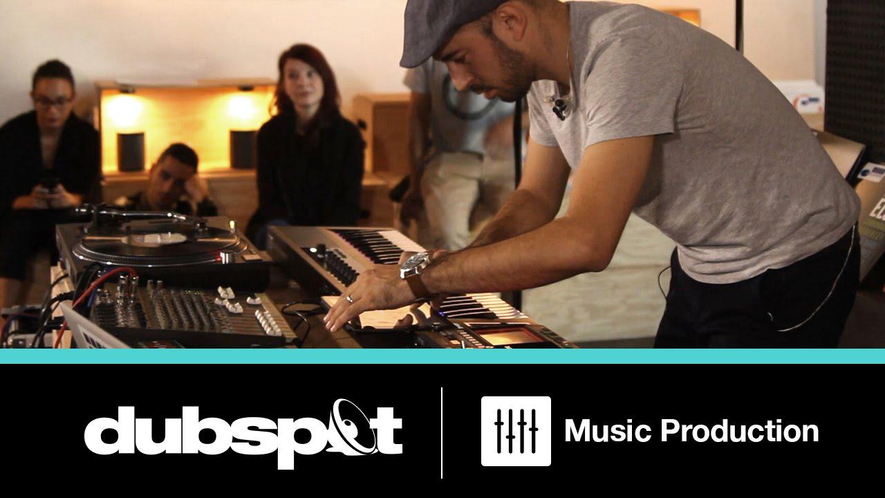 Sonos Studios x Dubspot - Sampling Blue Note Records w/ Mark de Clive-Lowe