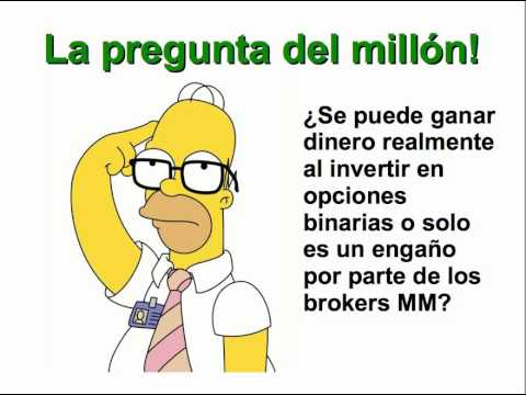 Brokers opciones binarias 5 minutos
