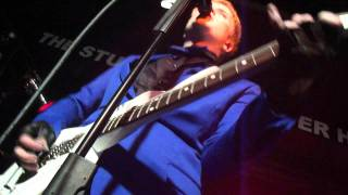 "Patrick Stump ""City of New Orleans"" Steve Goodman cover - Webster Hall 11/16/11"
