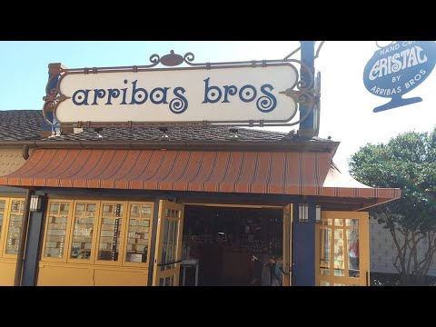 Arriba Brothers en Disney Springs