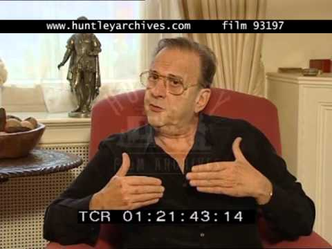 Ronald Harwood on Objectivity in 'The Pianist', 2000's  Film 93197
