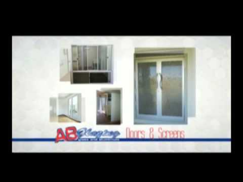 AB Glazing Television Commercial
