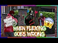 Gta 5 when flexing goes wrong skit playstation 4 mp3