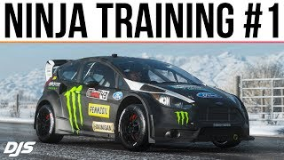 Ninja Training #1 - Forza Horizon 4