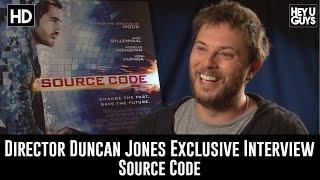 Duncan Jones Interview - Source Code
