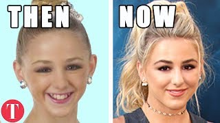 The Girls From DANCE MOMS All Grown Up