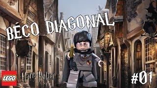 LEGO Harry Potter | EP 1 | Beco Diagonal