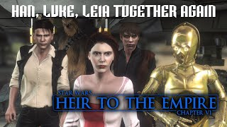 Star Wars: Heir to the Empire - Chapter 6