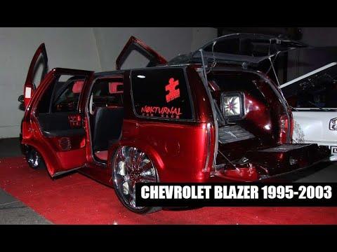 Manual De Mecanica Y Reparacion Chevrolet Blazer 1995 2003