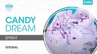 PreGel Candy Dream Sprint Gelato