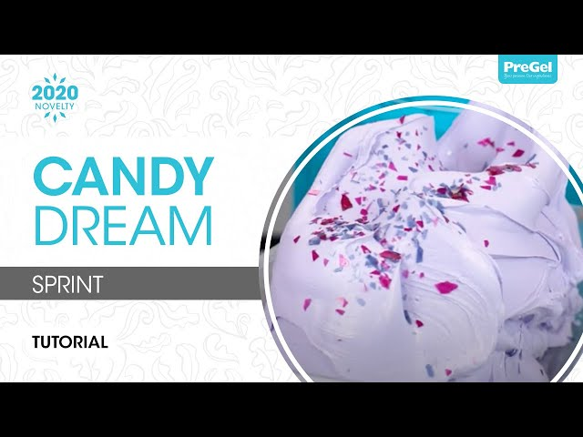 PreGel Candy Dream Sprint Gelato