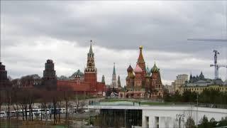 Прогулка по Москве.  Парк Зарядье.