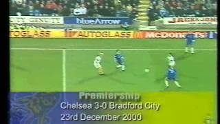 Chelsea season review 2000/2001